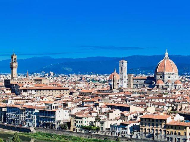 Prenota voli low cost per Firenze con onefront-EDreams