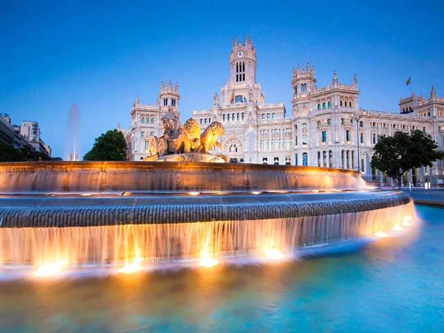Prenota voli low cost per Madrid con onefront-EDreams