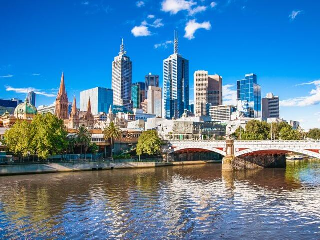 Prenota voli low cost per Melbourne con onefront-EDreams