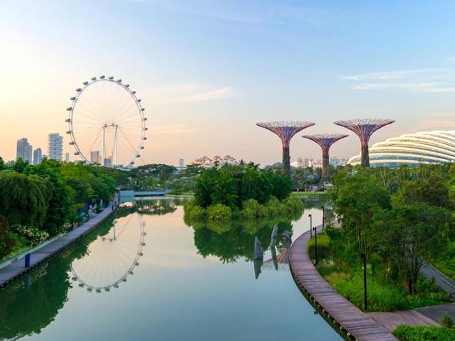 Prenota voli low cost per Singapore con onefront-EDreams